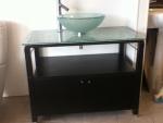 Bowl Sink and Vanity