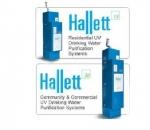 HALLETT WATER PURIFICATION SYSTEM