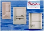 CLARION BATHWARE - TUBS AND SHOWERS