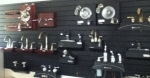 SEE OUR WALL OF FAUCETS