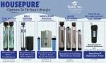 HOUSEPURE WATER FILTRATION UNITS
