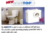 SANIFLO - A GREAT WAY TO MAKE AN ADDITIONAL BATH